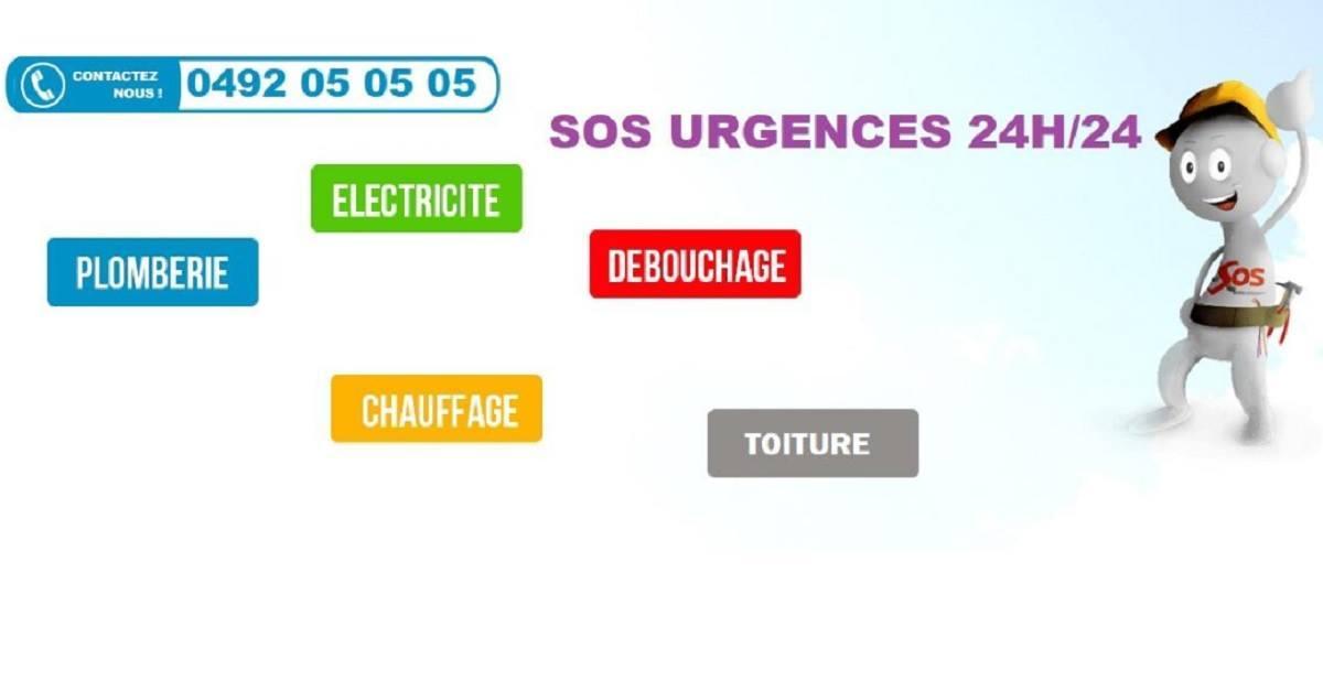 depannage sos urgence